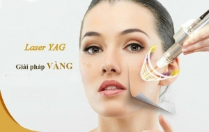Xóa xăm và các sắc tố da bằng laser YAG